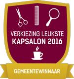 Estile hair & Beauty is uitgeroepen tot de Leukste Kapsalon van de gemeente purmerend