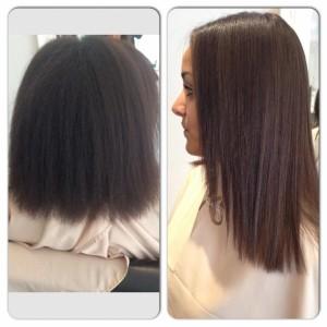 Kerasilk Keratin treatment (5 maanden lang stijl haar)