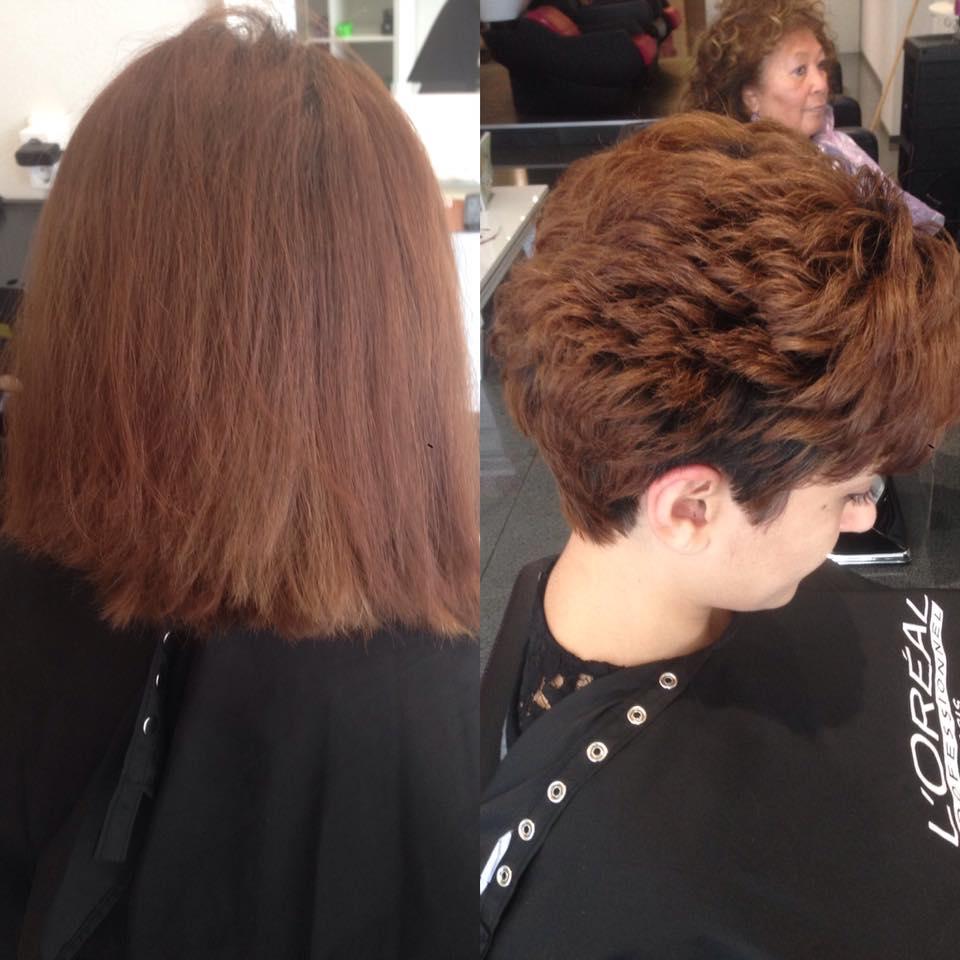 Geliefde fotogalerij - Knippen, Föhnen & Stylen - E'Stile Hair & Beauty IO64